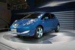 La voiture électrique priorité du gouvernement chinois qui vise 5 millions d'unités d'ici 2020