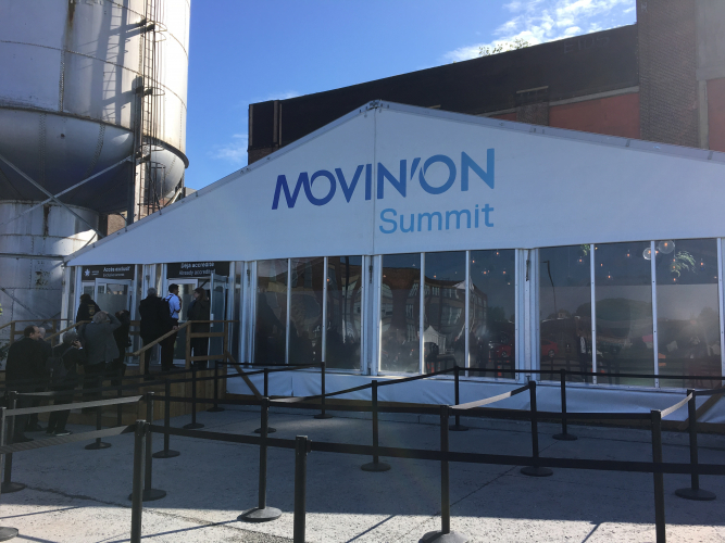 Michelin annonce l'annulation de Movin'On