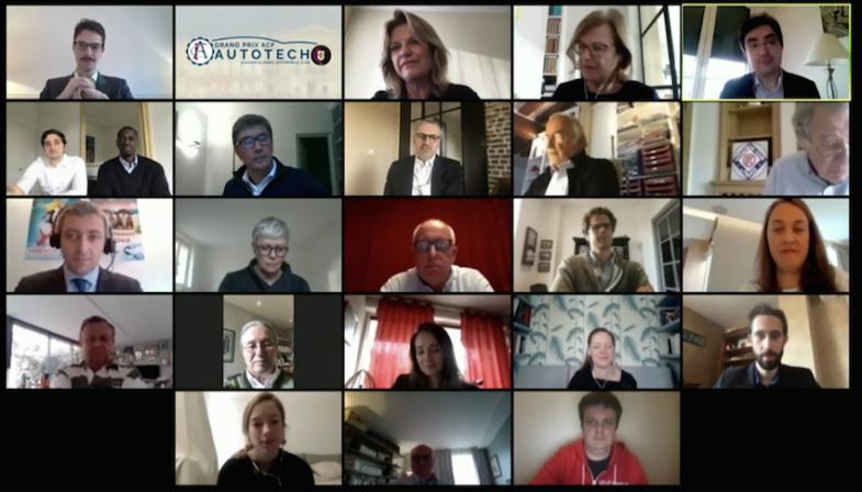 La start-up bretonne IoT.bzh reçoit le Grand Prix ACF AutoTech 2020