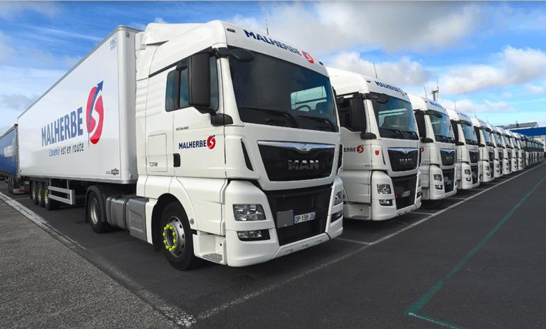 Une aide en trésorerie de 390 millions d'euros pour le transport routier