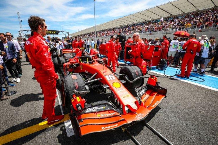 Le Grand Prix de France de F1 annulé