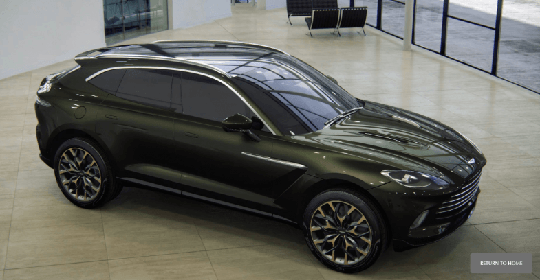 Aston Martin creuse ses pertes, les ventes souffrent du Covid-19