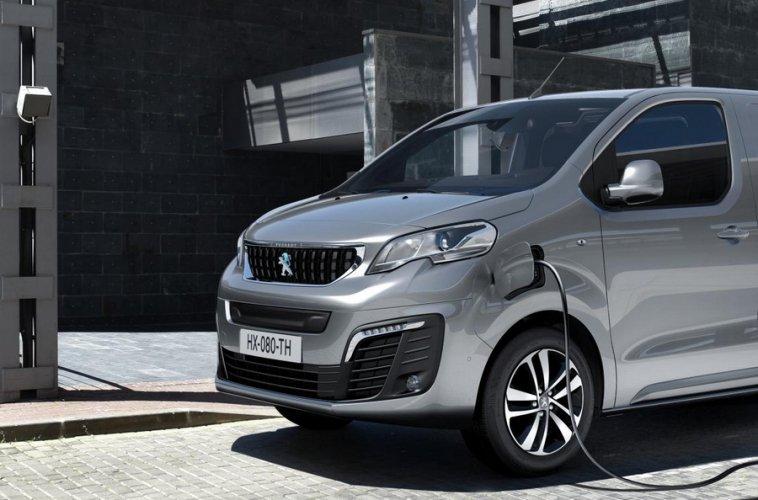 Peugeot présente son Expert électrique