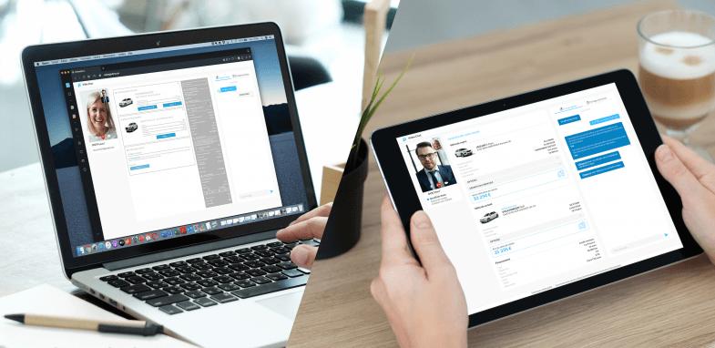 """Bee2link offre la fonction """"vente à distance"""" à ses clients"""