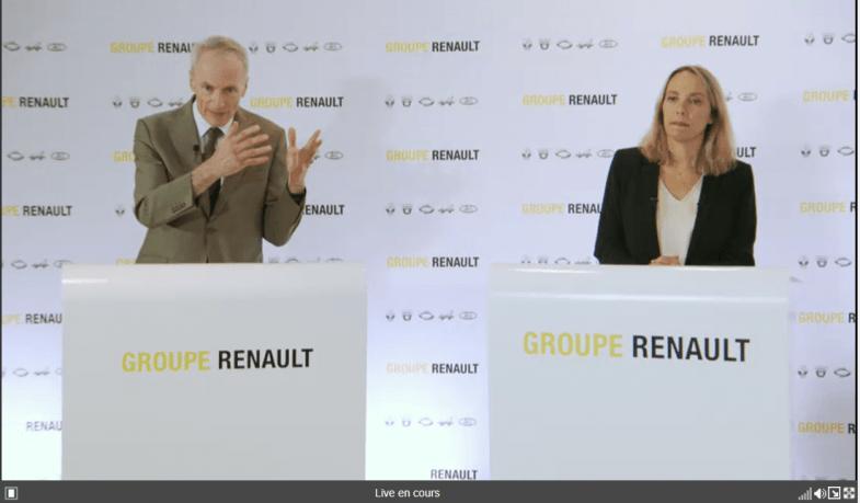 Renault : une baisse des effectifs en douceur sans licenciement et sur 3 ans