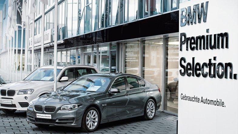 Boom des ventes de VO de moins d'un an chez BMW depuis le déconfinement