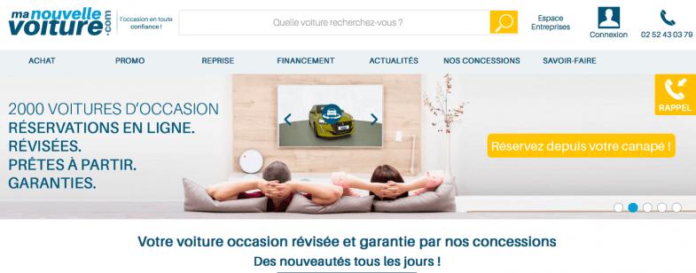 Le groupe Dubreuil lance une appli de showroom virtuel