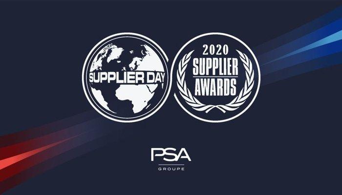 Le groupe PSA met à l'honneur ses meilleurs fournisseurs