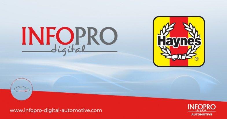 Le groupe Infopro Digital a fait l'acquisition du britannique Haynes