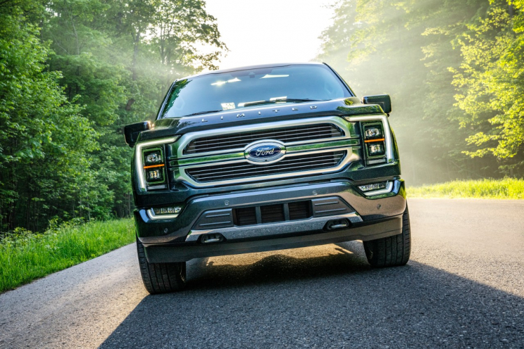 Pourquoi le renouvellement du pick-up F-150 est fondamental pour Ford ?