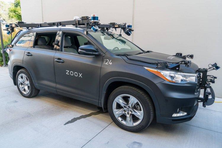Véhicules autonomes :Amazon achète l'américain Zoox