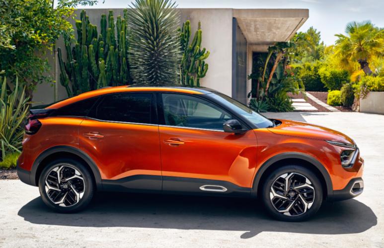 Citroën C4 électrique: 350 km d'autonomie, la meilleure perf' du groupe PSA