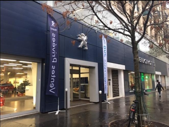 PSA Retail ferme 11 sites de la plaque Paris dont 6 intra-muros