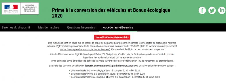 La vérité sur l'interruption de la saisie des demandes de bonus et primes à la conversion sur le site de l'ASP
