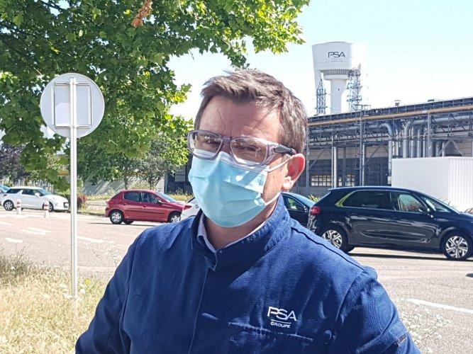 PSA Mulhouse : Thierry Robert a déjà mis sa patte