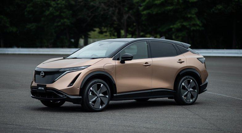Jusqu'à 500 km d'autonomie pour le nouveau crossover électrique de Nissan