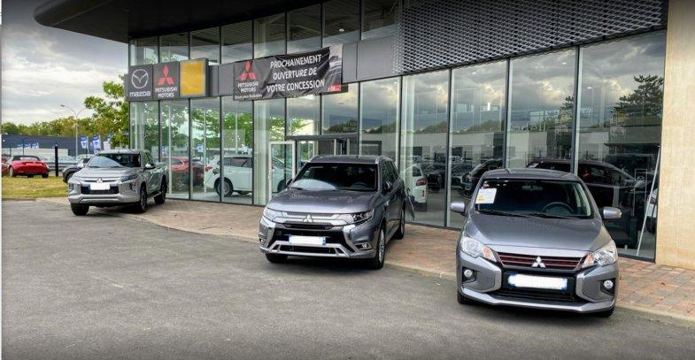 Mitsubishi: huit nouveaux distributeurs depuis le début de l'année
