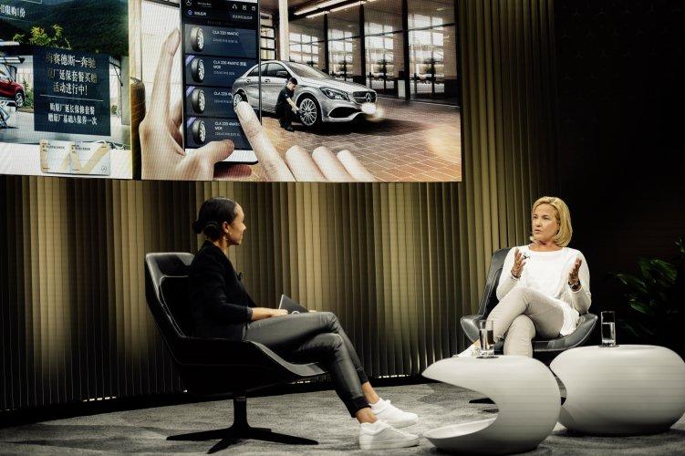 Mercedes veut transformer ses concessionnaires en agents