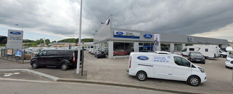 Le groupe Corsin a repris la concession Ford de Bourg-en-Bresse
