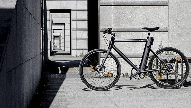 La famille Agnelli investit dans une start-up belge fabricant des vélos électriques