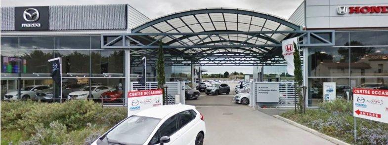 Jean-Louis Vergnet cède ses affaires Opel et se développe avec Honda et Mazda à Montpellier