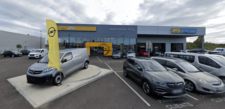 Eden Auto a repris les concessions Opel d'Agen et Montauban
