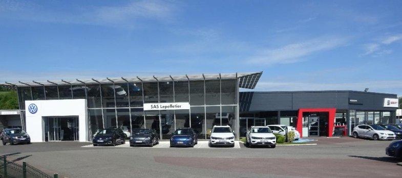 Le groupe Vikings va étendre sa plaque Volkswagen à Lisieuxet Bernay
