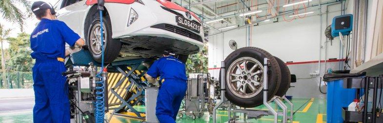 Toyota recueillera les données de ses véhicules connectés avec Amazon Web Services