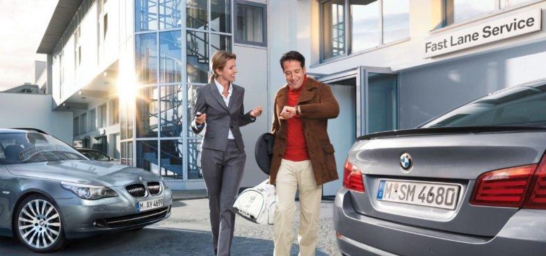 Après-vente : la concession BMW de Caen inaugure le concept Fast Lane