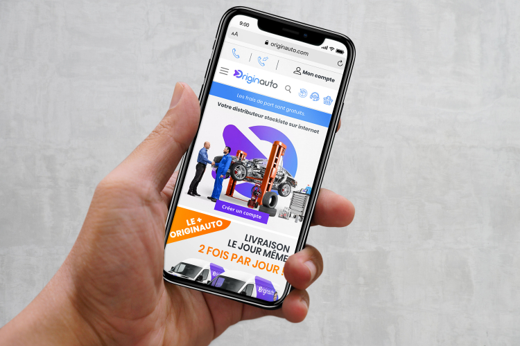 Originauto.com dévoile ses ambitions sur le marché de la rechange