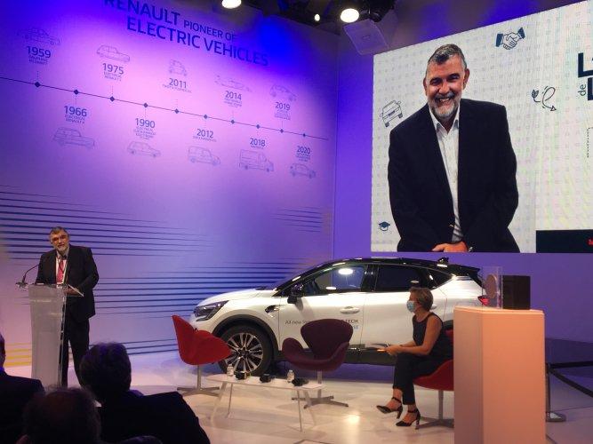 """Renault : les bons ratios de Gilles Le Borgne, """"benchmark ambulant"""""""