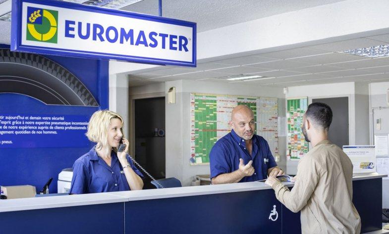 Euromaster ajoute la carrosserie et un service jockey à son panel de prestations