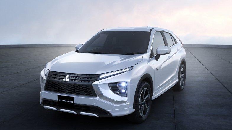 Le réseau français de Mitsubishi va pouvoir distribuer l'Eclipse Cross PHEV