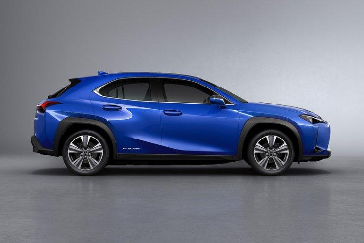 Le SUV compact électrique de Lexus à partir de 49.900 euros