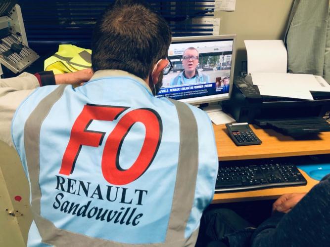 La fermeture par un juge de l'usine Renault de Sandouville n'était pas justifiée, a dit la cour d'appel de Rouen