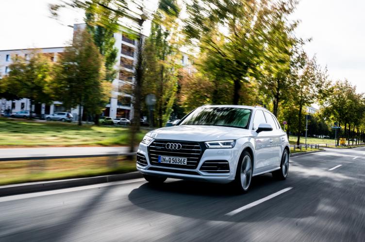 Audi France, dans les clous de sa moyenne CO2 grâce à sa gamme hybride