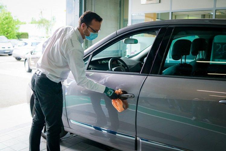 """Ivan Segal, DCF Renault : """"Notre priorité est de livrer notre portefeuille de commandes"""""""