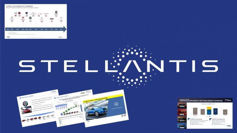 Stellantis a choisi son logo, reste à sélectionner les marques et les produits