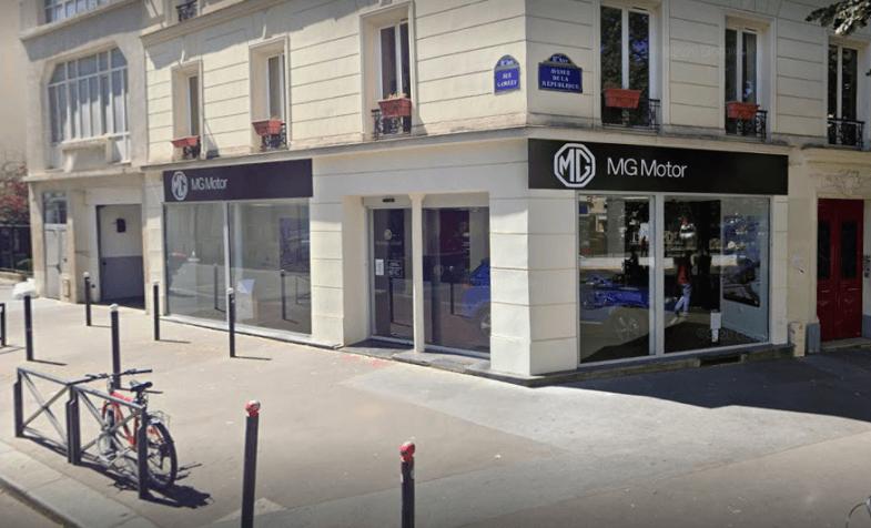 MG accélère son déploiement en France