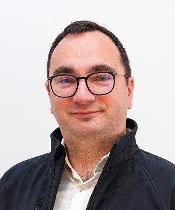 Fabien Wuller, responsable des grands comptes de Mercedes-Benz Trucks France
