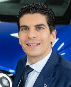 Steve Amsellem nouveau directeur des ventes de la division automobiles de Honda France