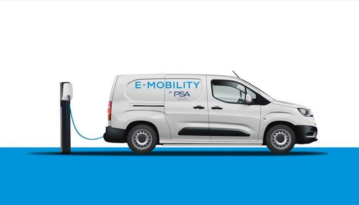 Peugeot, Citroën, Opel et Toyota électrifieront leurs fourgonnettes d'ici fin 2021
