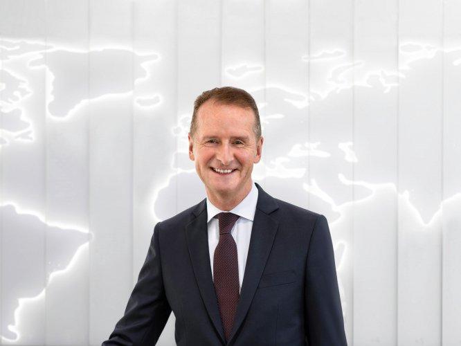 Pourquoi H. Diess, patron de VW, demande un vote de confiance à trois ans du renouvellement de son mandat