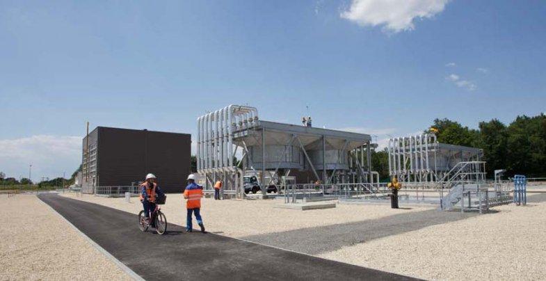 Hydrogène: des pipelines reliant les Bouches-du-Rhône à la Moselle en 2040