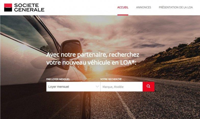 Le site d'annonces VO Reezocar passe sous le contrôle de la Société Générale