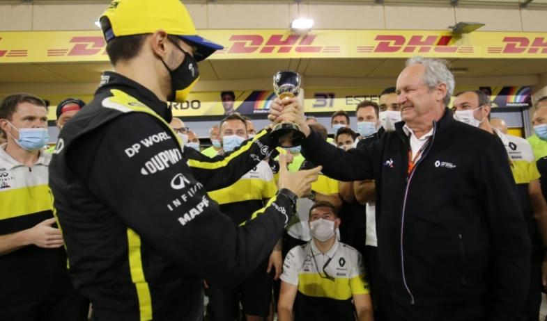 Jérôme Stoll quitte la présidence de Renault Sport Racing, Cyril Abiteboul lui succède