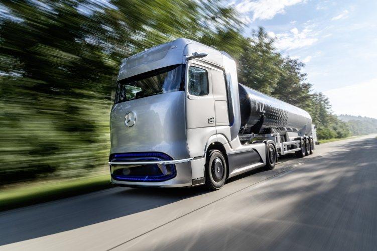 Poids lourd : Daimler Truck, Volvo Group et Iveco militent pour l'hydrogène