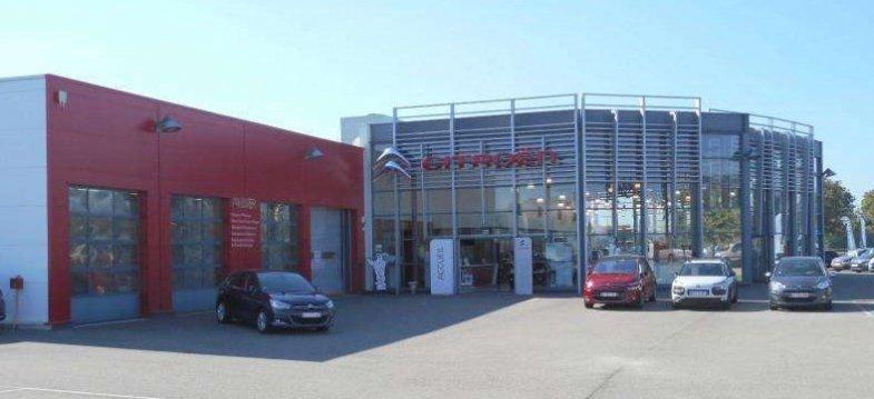 CAR Avenue reprend les filiales Citroën-DS de Strasbourg
