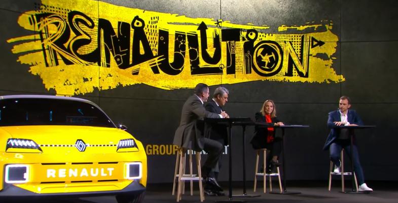 Le plan stratégique du groupe Renault concilie rentabilité et économie verte