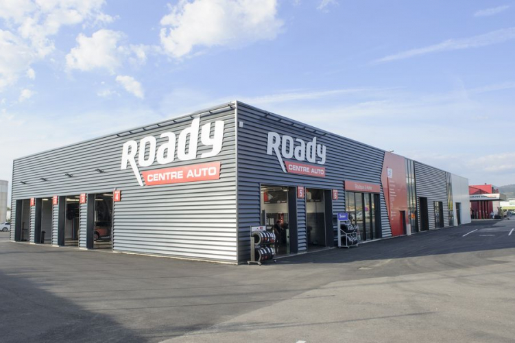Après-vente automobile: -13% pour Roady et -28% pour Rapid Pare-Brise en 2020